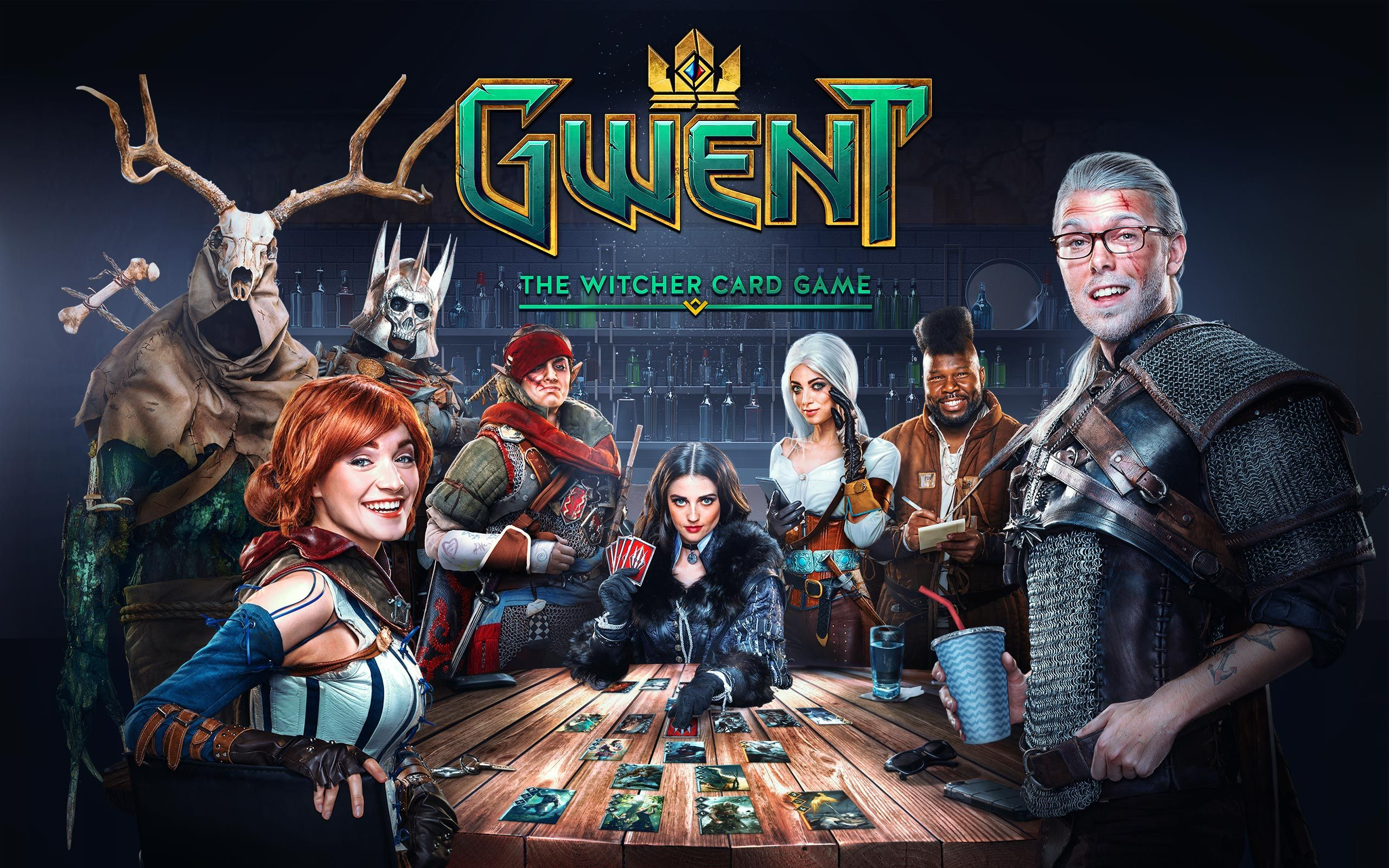 Gwent The Witcher Card Game The Witcher Card Games The Witcher 3