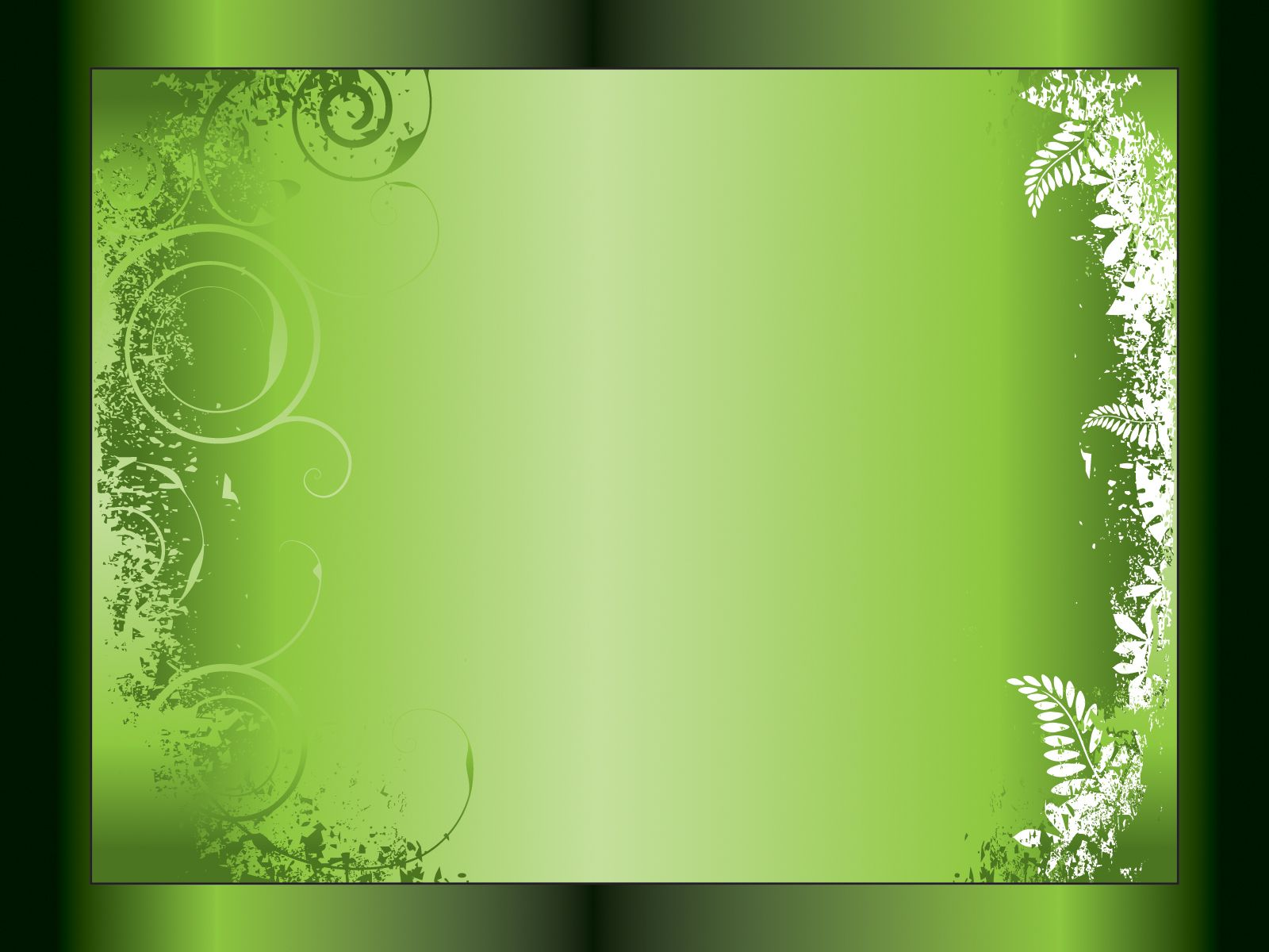 Lime green background green ivy swirl powerpoint templates clip description this green ivy swirl powerpoint template is a free abstract design light effects and it has a green background toneelgroepblik Images