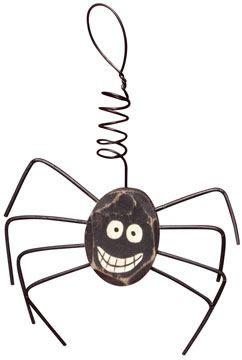 Happy Spider Ornament