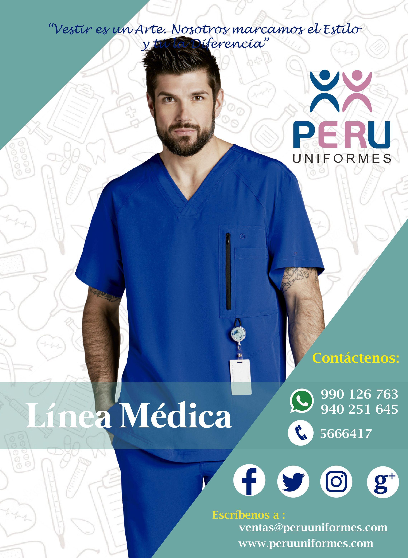 2a034edeaaaa4 PERU UNIFORMES Los uniformes médicos
