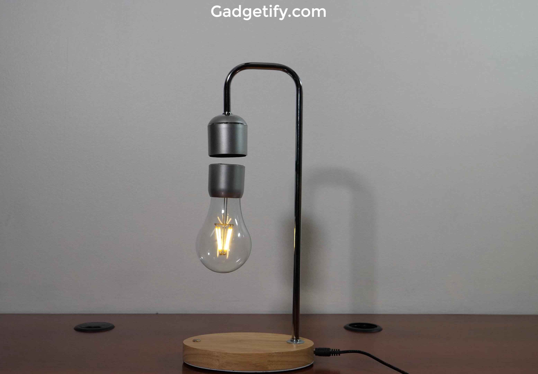 Maglev Light Bulb