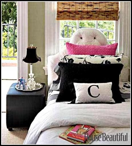 Black And White Rooms For Kids Of Any Age