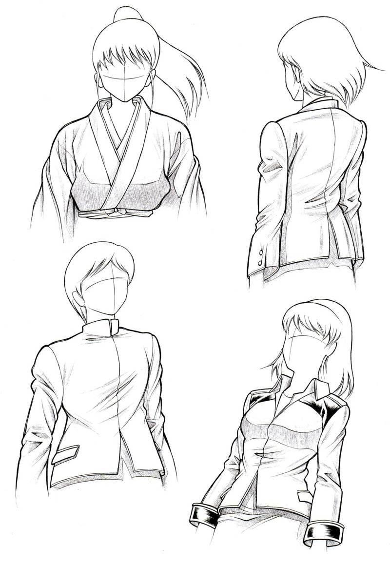 Aprender A Dibujar Camisas O Camisetas 2 Dibujar Ropa Anime Como Aprender A Dibujar Aprender A Dibujar Manga