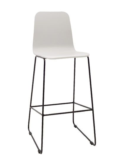 Strange Agnes High Back Barstool By Urbn At Gilt Home Bar Stools Gamerscity Chair Design For Home Gamerscityorg