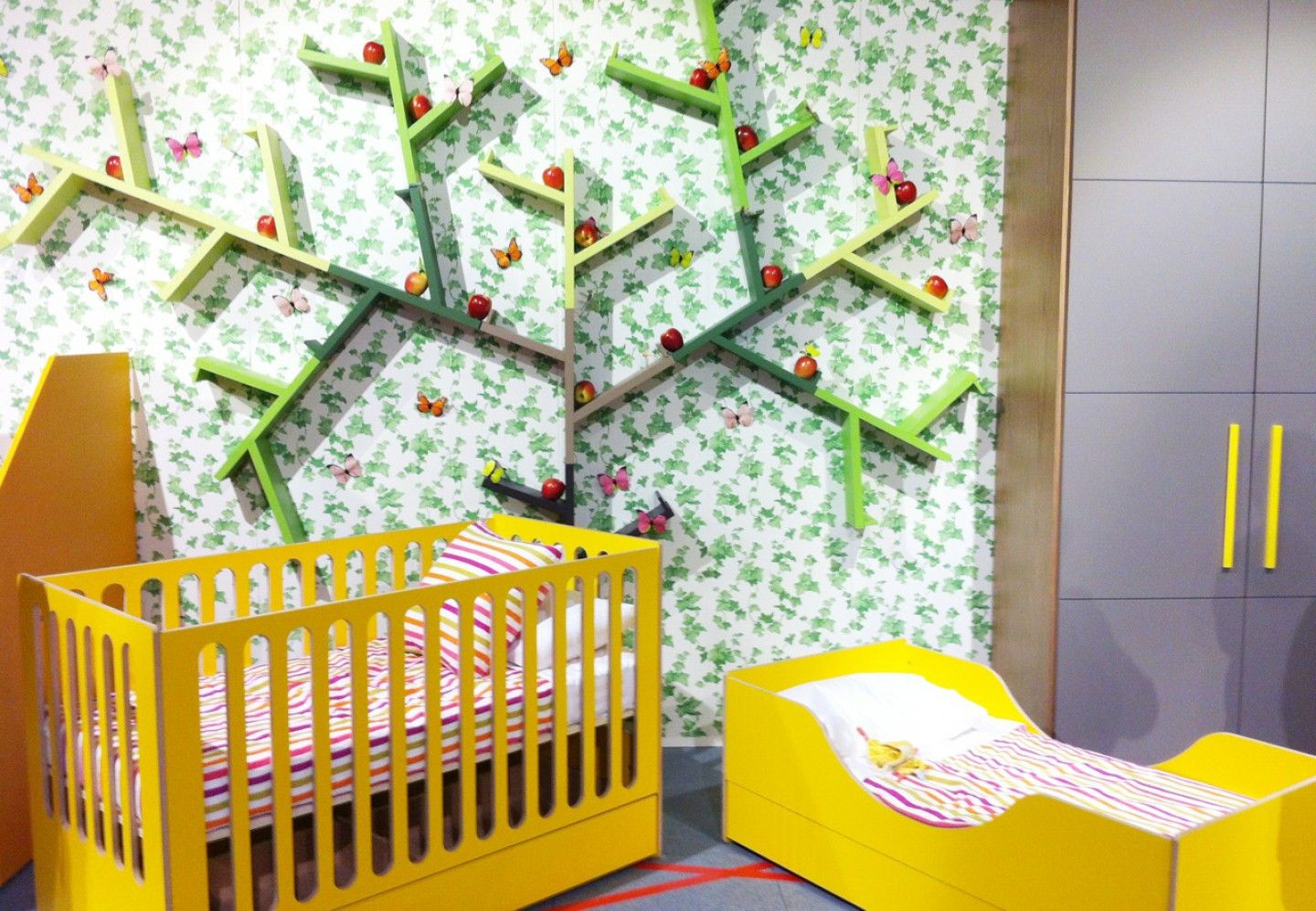 Magical fairy tales from Milan - Designs for Children's Rooms