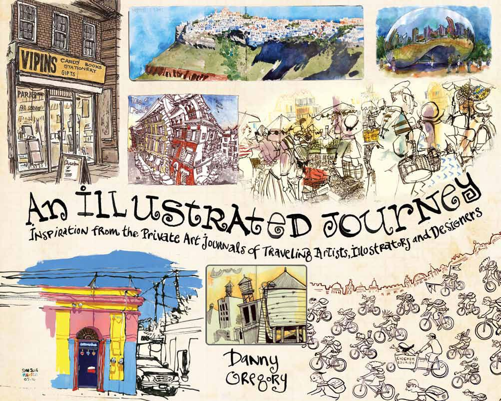 An Illustrated Journey Continues Down The Road Books I Want To