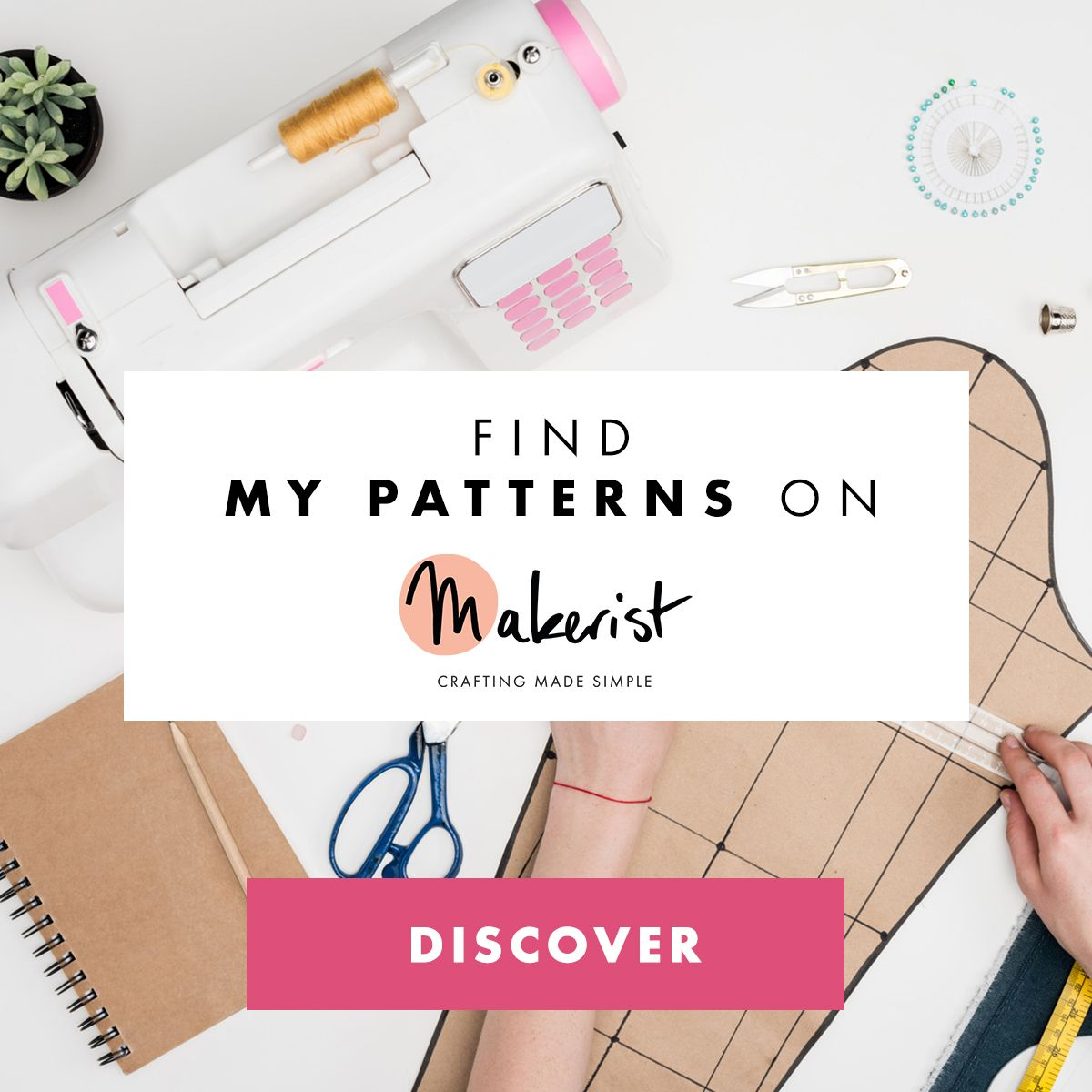 Sewing Patterns - Instagram!