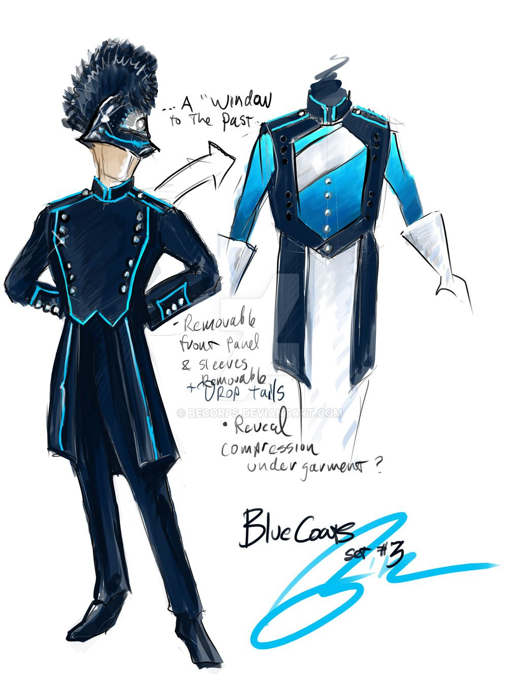 bluecoats - DeviantArt