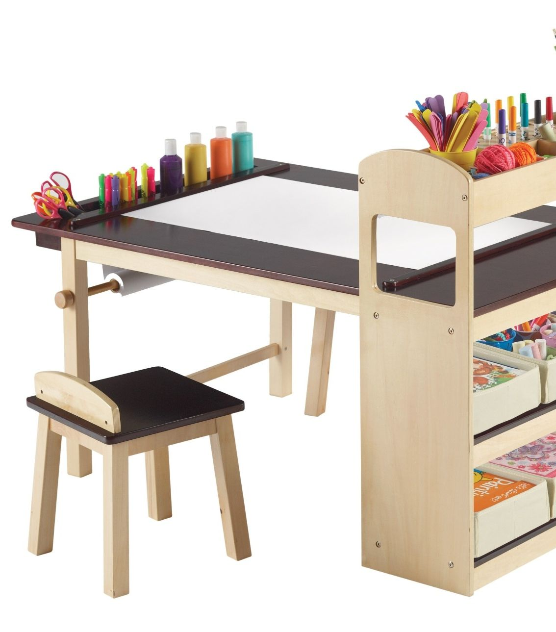 Kids Furniture And Toys You Ll Wish Were Made For Adults Modern Kids Table Kids Art Corner Kids Art Table