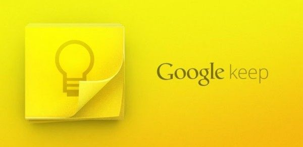 Free android apps Google keep, Evernote, App