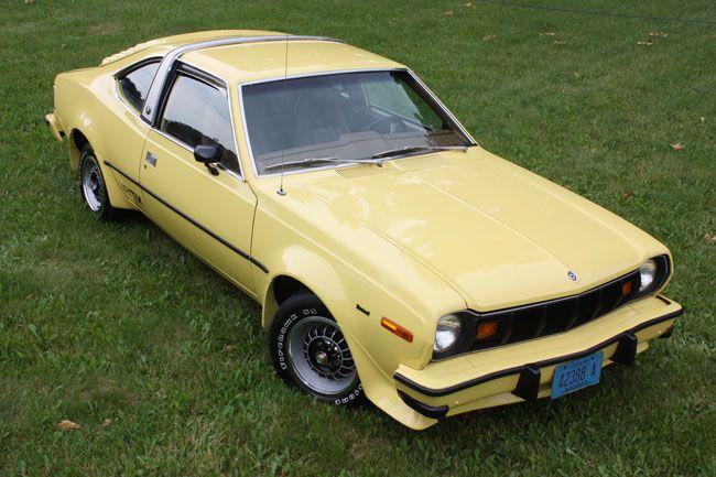 Car Of The Week 1977 Amc Hornet Amx Amc Amc Gremlin American Motors