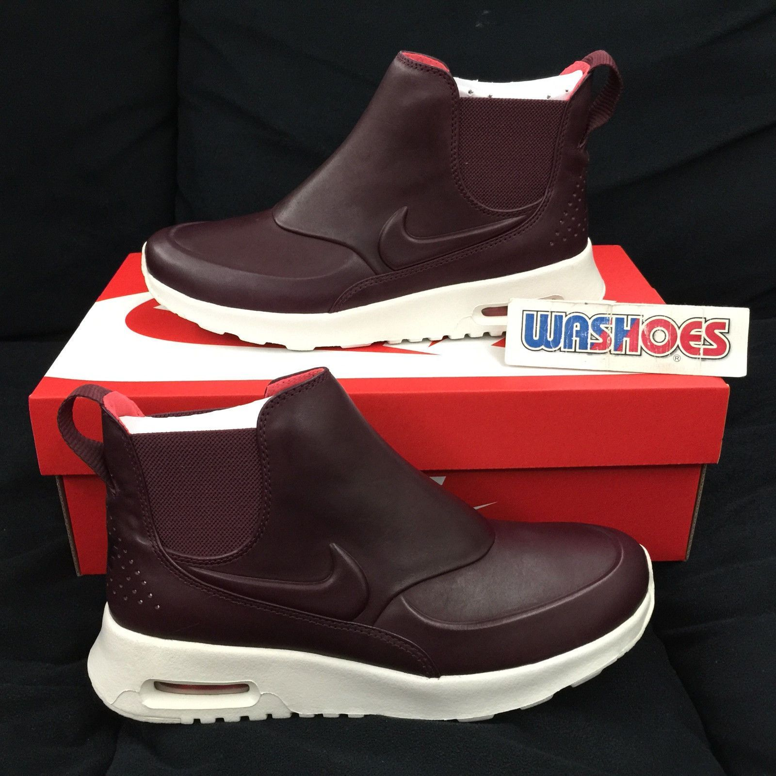 Discount Fashion Sneakers Wmns Nike Air Max Thea Mid Night