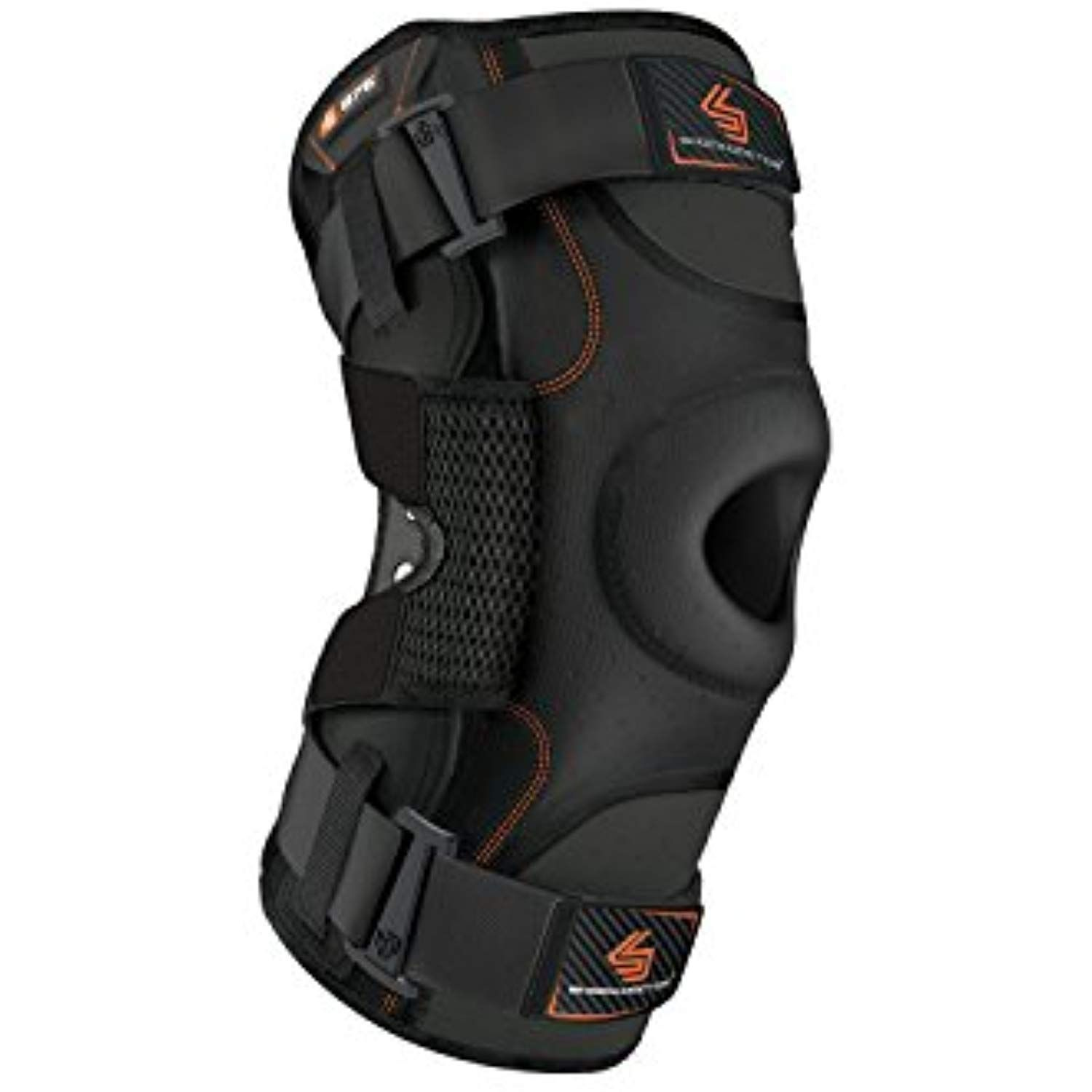 990988aa68 Shock Doctor Knee Brace, Knee Support for Stability, ACL/PCL Injuries,  Patella Support, Prevent Hyperextension, Meniscus Injuries, Ligament  Sprains for Men ...