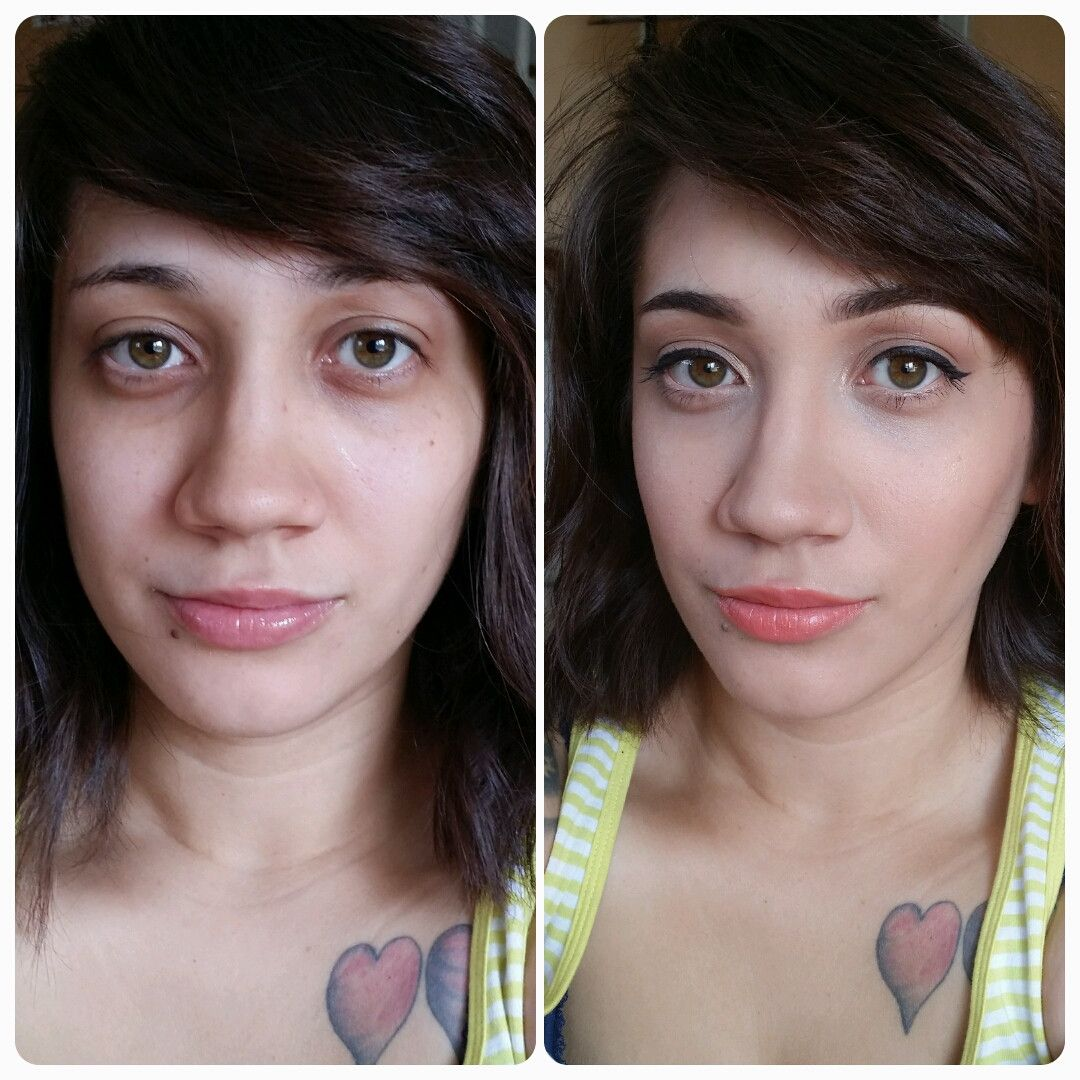 how to cover up brown sunken under eye circles | makeup ...