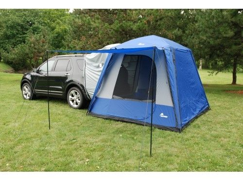 2011 Ford Explorer Sportz SUV C&ing Tent & Ford Sportz SUV Camping Tent | Suv camping 2011 ford explorer and ...