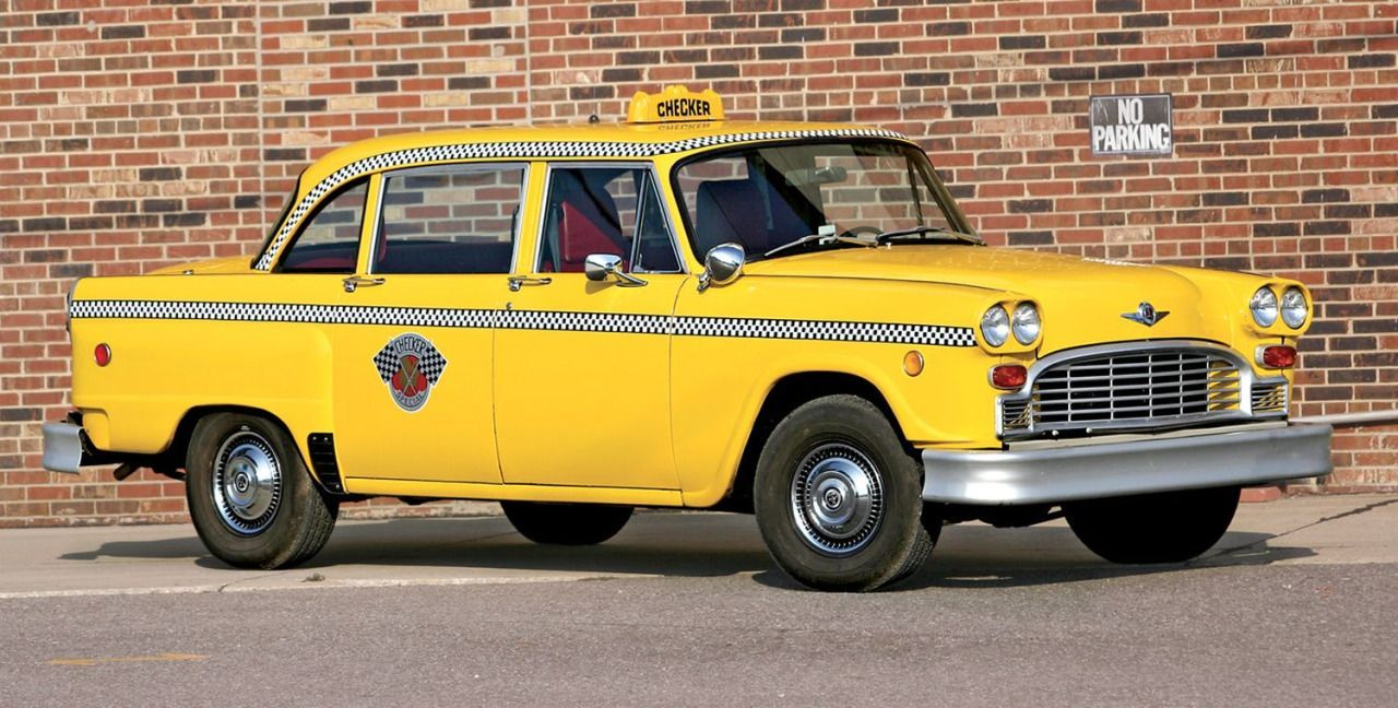 Checker Coming Back To Life As A Pickup Not A Taxi Taxis Parking