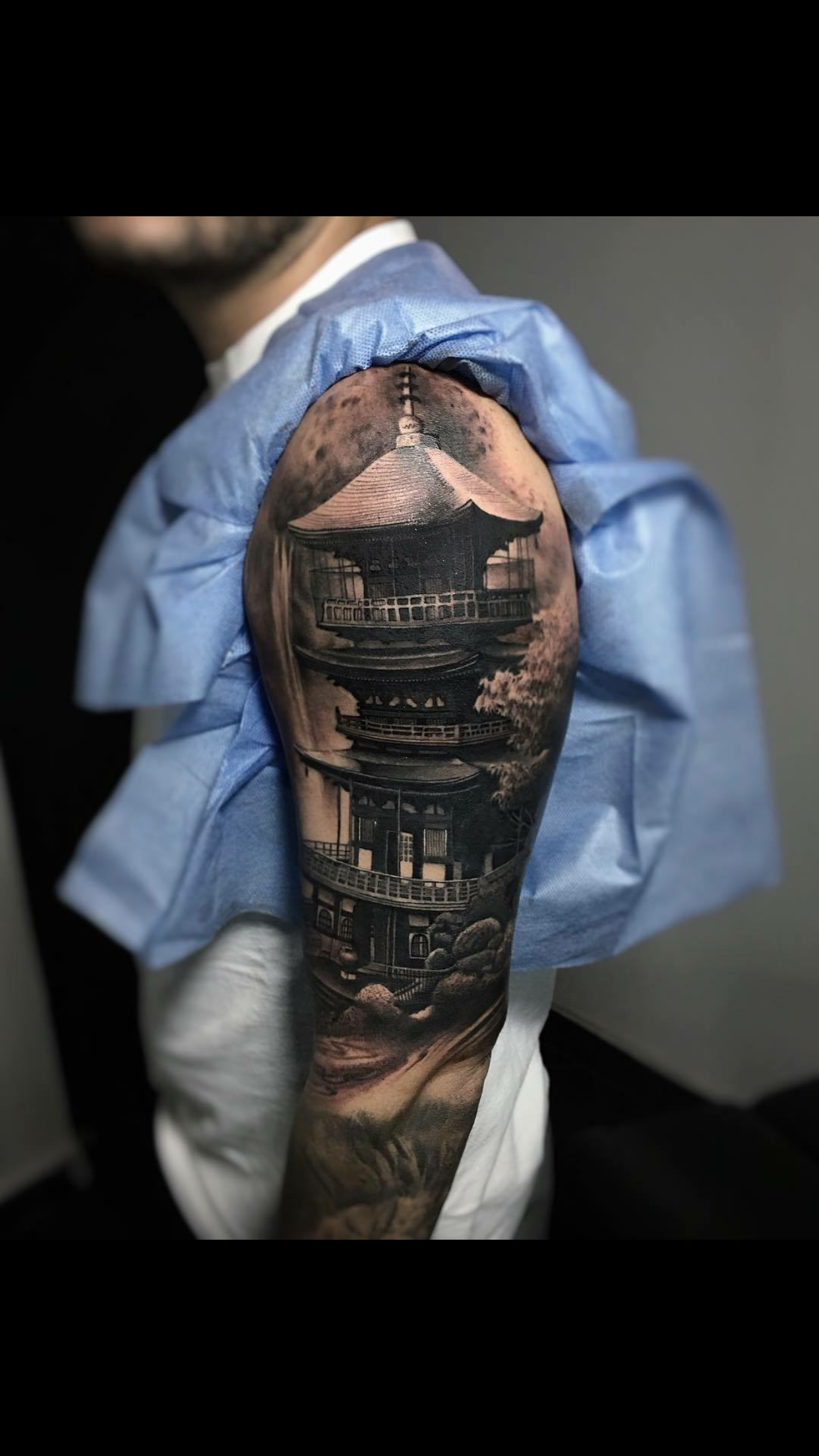 Pin by Christina on Tattoos Asian tattoos, Sleeve