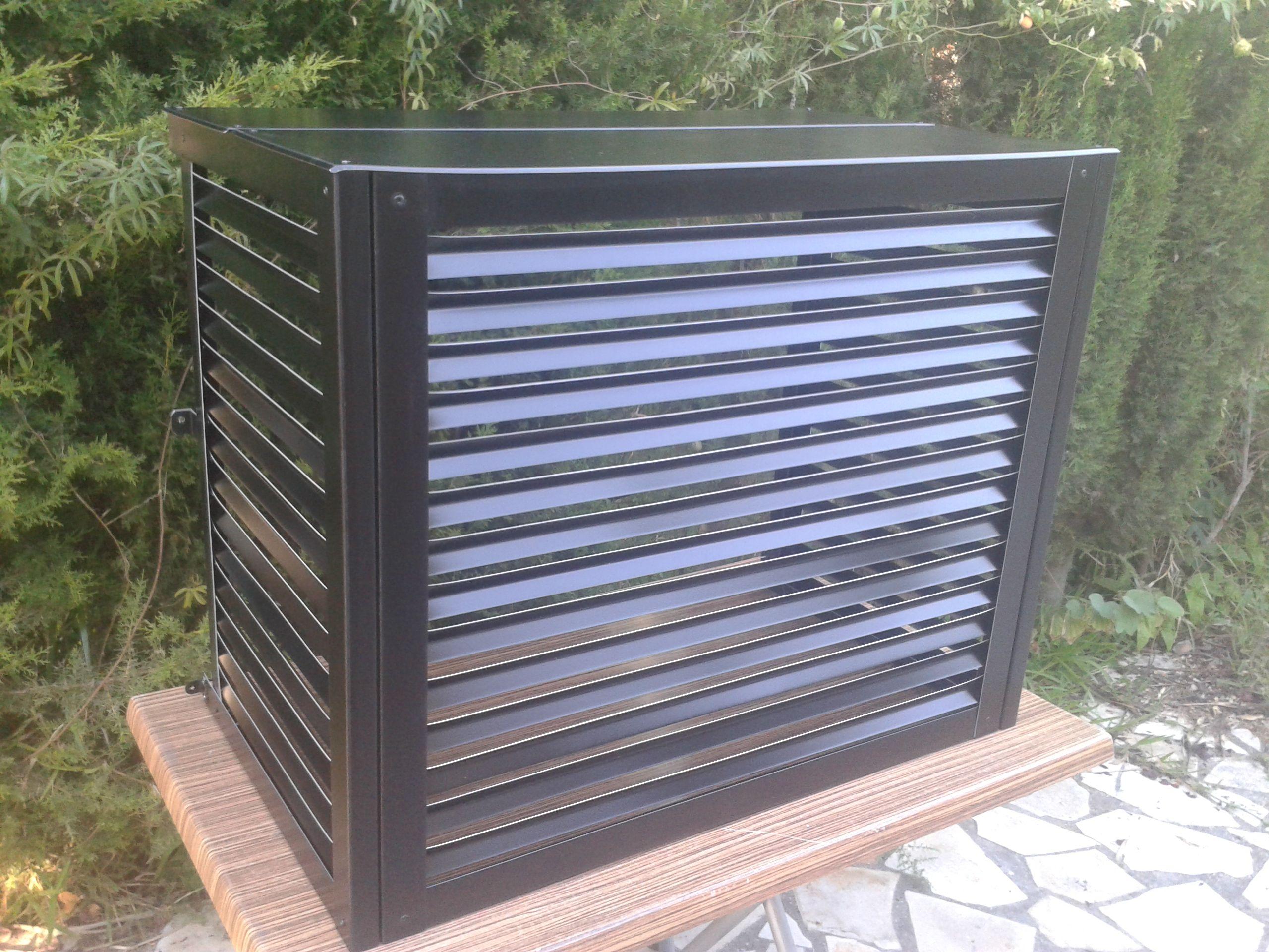 Cubierta de aire acondicionado para exterior. (con