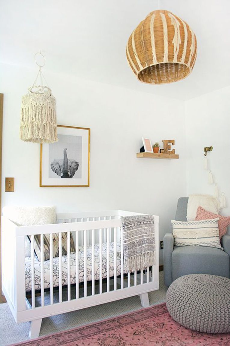 Boho Nursery Decor for Baby, Design Inspiration 2017 | the Nursery ...