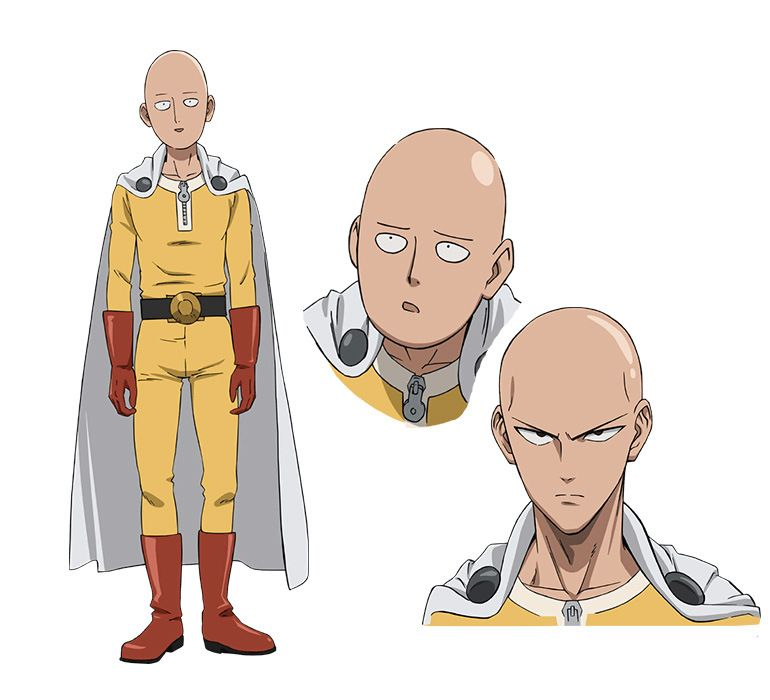 Two New One Punch-Man Anime Visuals Revealed | One punch man ...