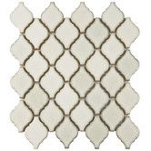 "Found it at Wayfair - Arabesque 2-3/4"" x 1-7/8"" Porcelain Glazed Mosaic in Selene"