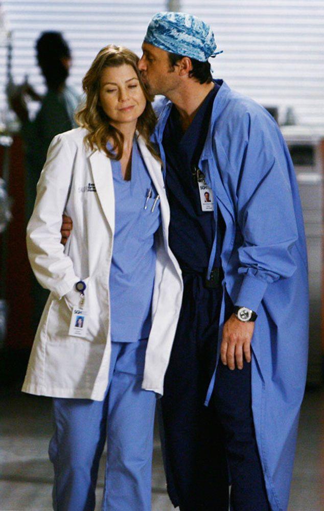 Meredith Derek Grey S Anatomy From Most Dysfunctional Tv