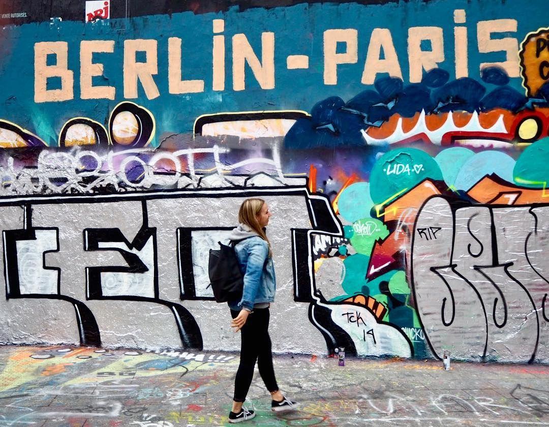 Bonjour Paris Guten Morgen Berlin Travelphotography