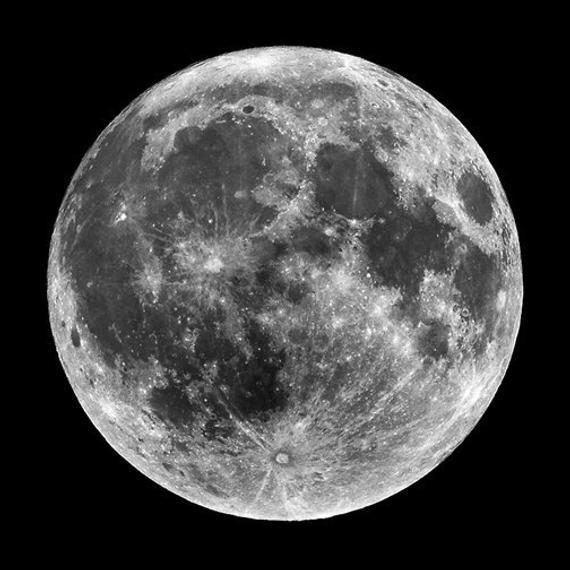 NASA Super Moon - Aluminum Print en 2019 | Products ...
