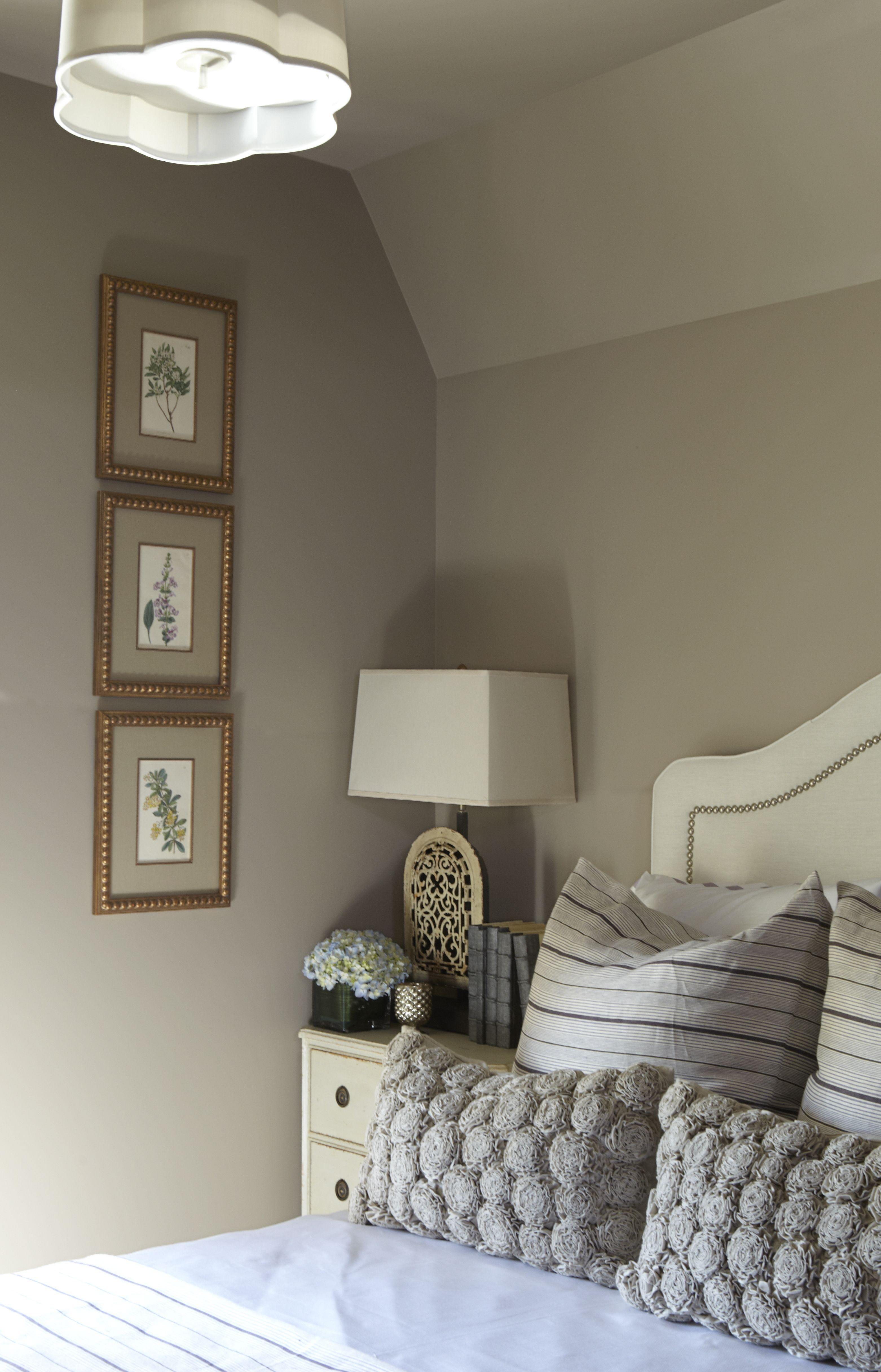 Best Benjamin Moore Ashley Gray Warmer Grey For The Bedroom 400 x 300