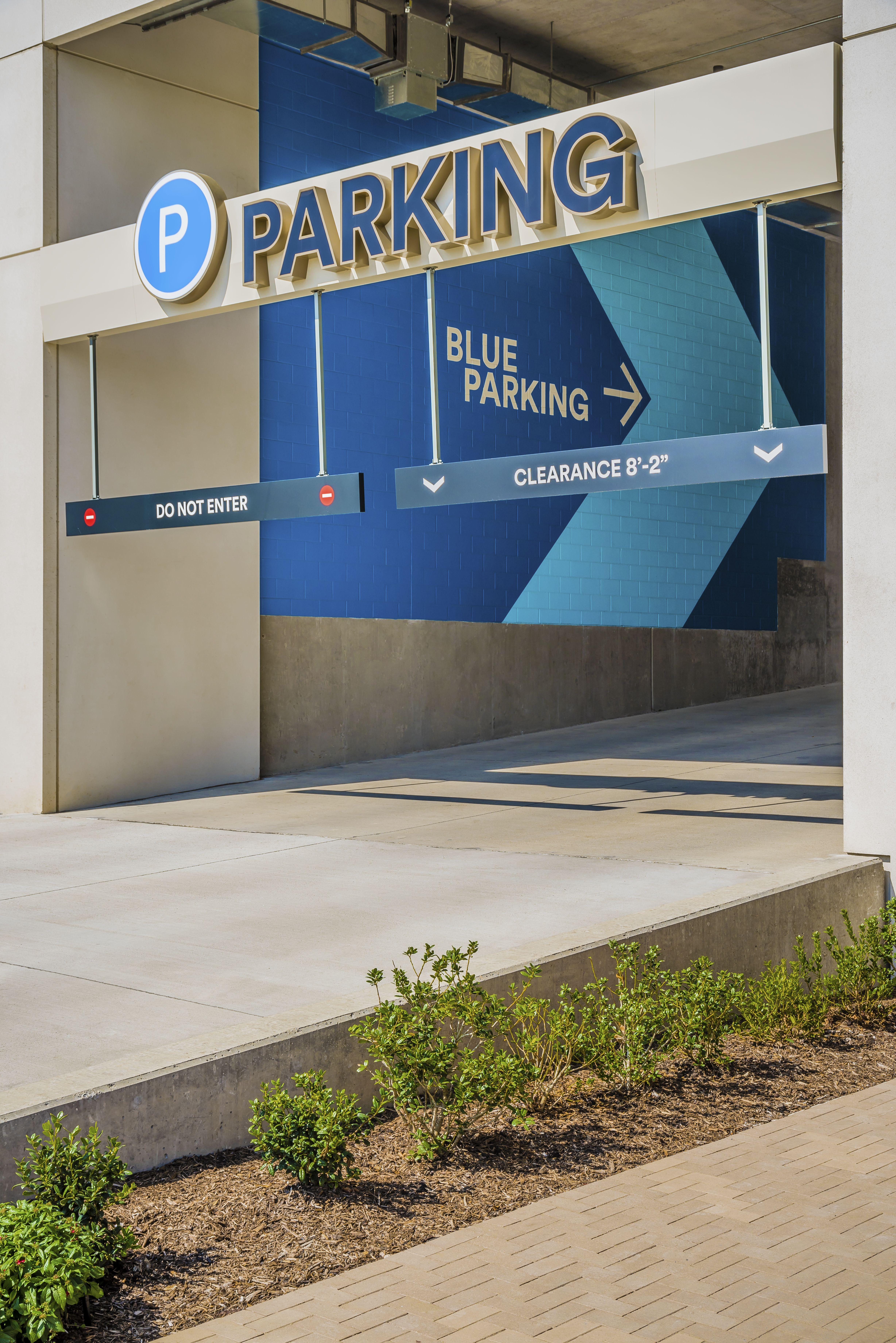 Placemaking Design Firm In Dallas Texas Signage Design Urban Design Concept Parking Design