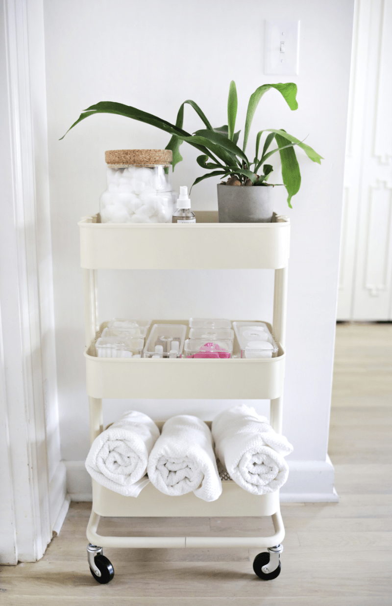 Photo of 10 IKEA-Hacks für kleine Badezimmer