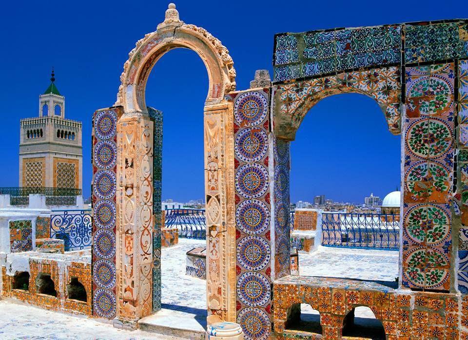 Al Zaytuna Mosque Tunis