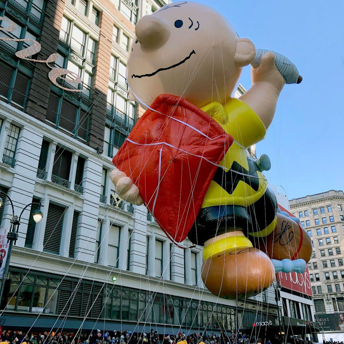 Charlie Brown Balloon 2017 Macy S Thanksgiving Day Parade Thanksgiving Day Parade Macy S Thanksgiving Day Parade Macy S Day Parade