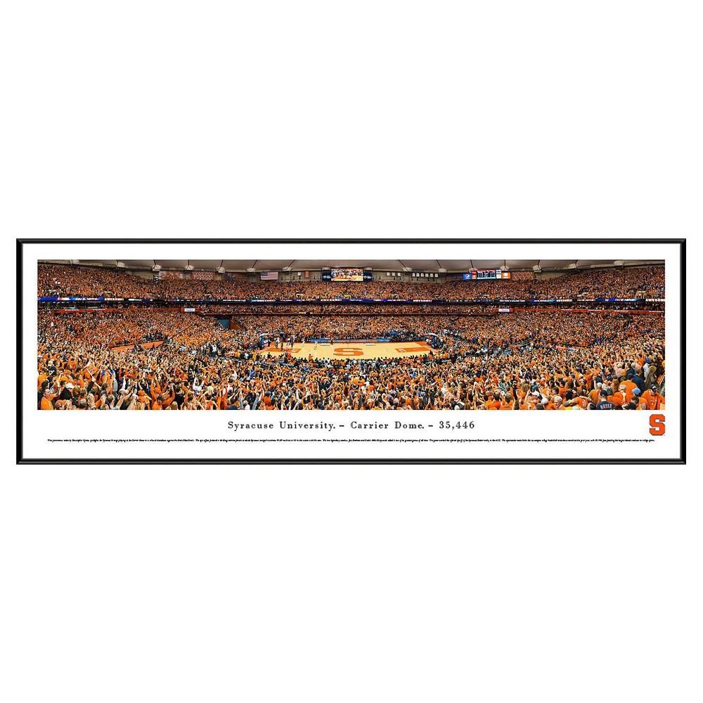 NCAA Blakeway Basketball Arena View Framed Wall Art