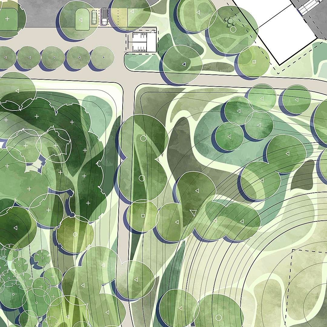 Villa Architecturedesign: #landscapearchitect #landscapedesign