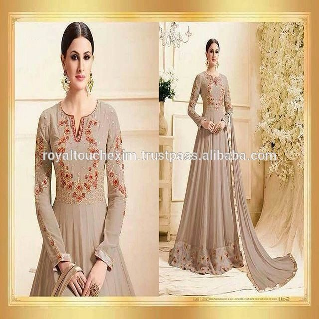 Source latest indian ladies party wear gown designs dresses on m ...