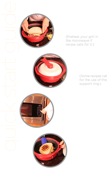 Micro Chef Grill Turns Your Microwave
