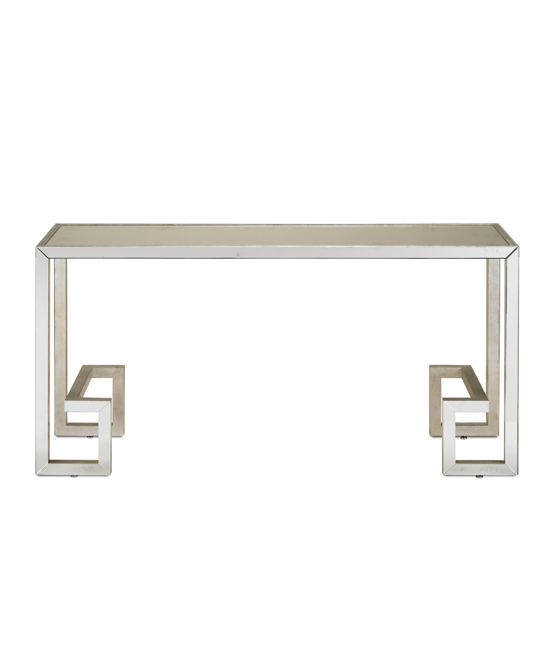 Currey and Company 4038 Perseus Console Table