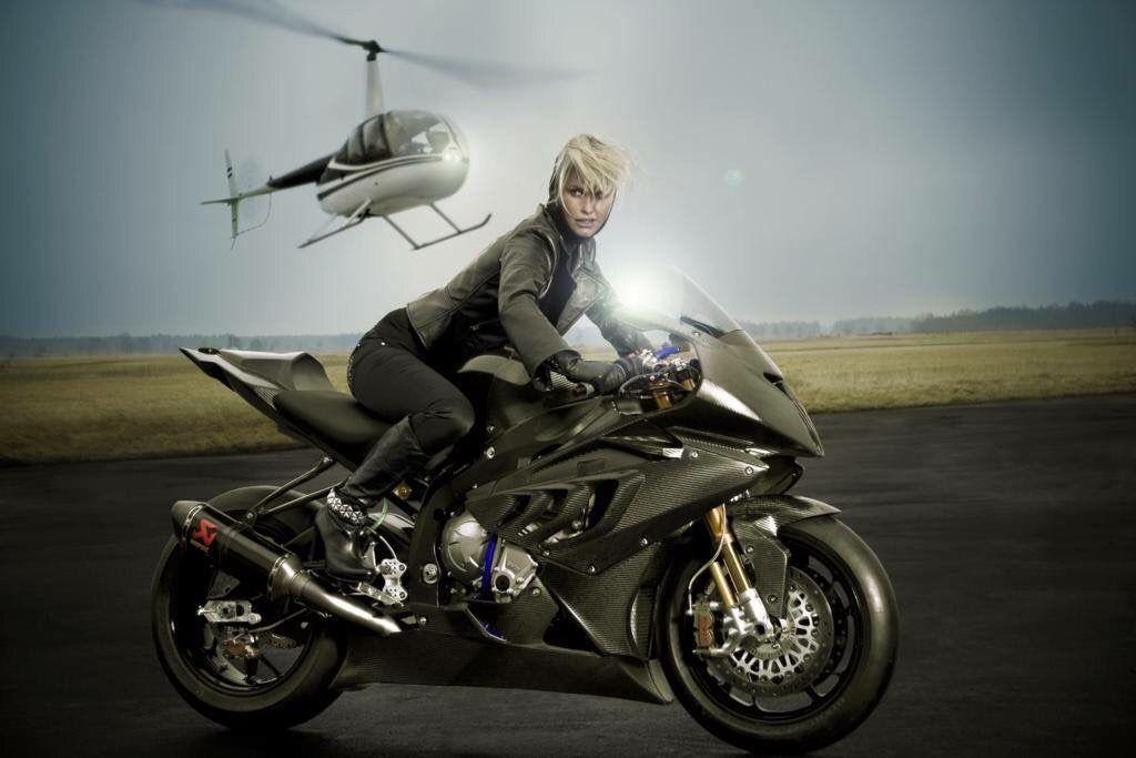 Catman5674 バイク乗り バイク 女性