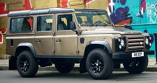 Defender 110 rought II Limited Edition