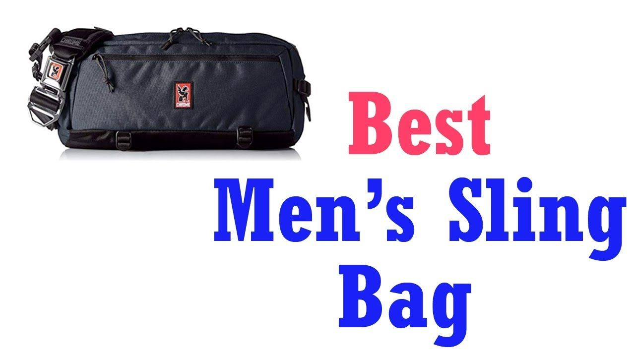 online retailer 46161 70f91 BEST MAN S SLING BAGS 2019 Sling Bags, A Good Man, Under Armour, Molle