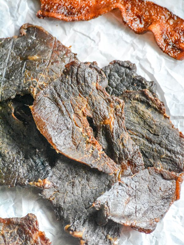 Dr Pepper Jalapeno Smoked Beef Jerky 4 Sons R Us Recipe Smoked Beef Jerky Smoked Beef Beef Jerky