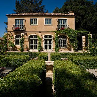 Mediterranean Home Mansard Roof Design Pictures Remodel