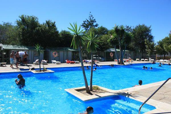 Camping Roche Conil Cádiz Andalucia Spain Andalucía Cádiz Viajes