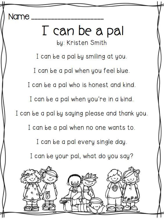 I Can Be A Pal-- building your classroom community | simran