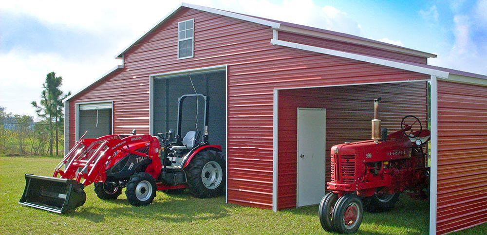 Garage Buildings 695 Carports, Garages, Custom Metal