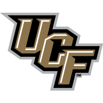 Ucf Stack Decal Gray S College Bookstore Ucf Football Ucf Knights University Of Central Florida