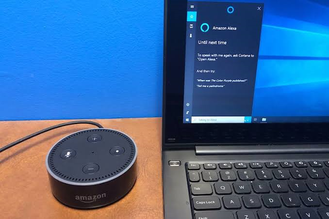 You can install Alexa app on any computer running on