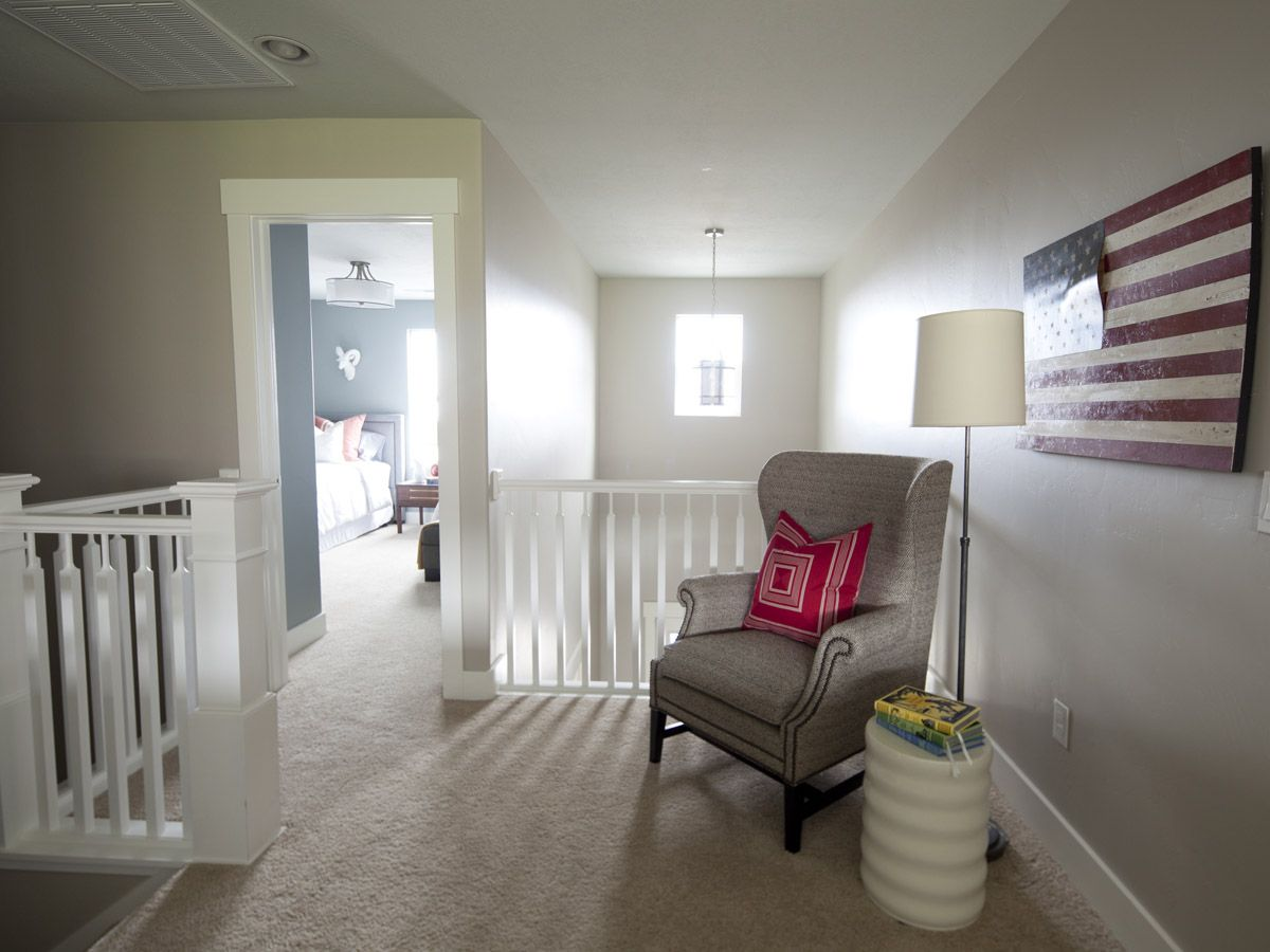 Henry Walker Crestpointe Model Home Interior Design By Alice Lane