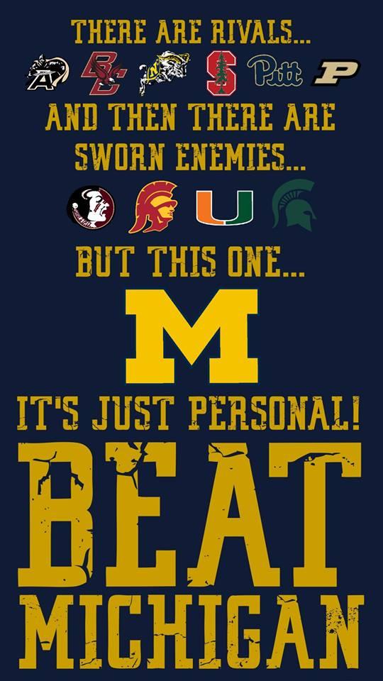 Natural Enemy Week... (With images) Fighting irish football